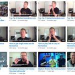 Ben Hewlett youtube harmonica videos