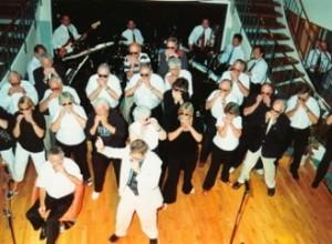 Ben Hewlett cruise ship harmonica show